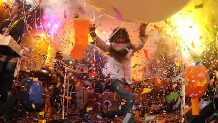 Flaming Lips Perform 'The Soft Bulletin' at Noise Pop