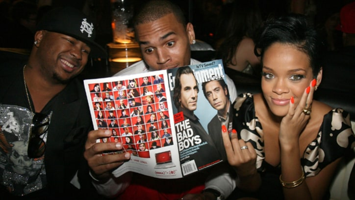 The-Dream: Chris Brown Collaboration Was Rihanna's Idea