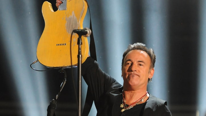 Bruce Springsteen To Take Over 'Late Night With Jimmy Fallon' Next Week