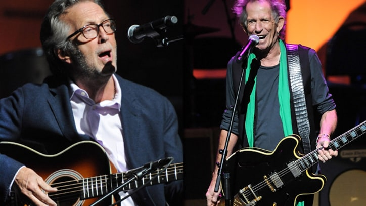 Keith Richards, Eric Clapton, Buddy Guy and More Celebrate Hubert Sumlin in New York