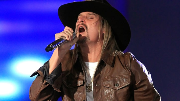 Kid Rock to Perform with Detroit Symphony Orchestra