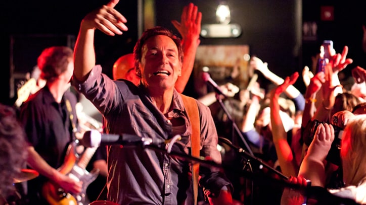 Bruce Springsteen to Play Intimate SXSW 2012 Show