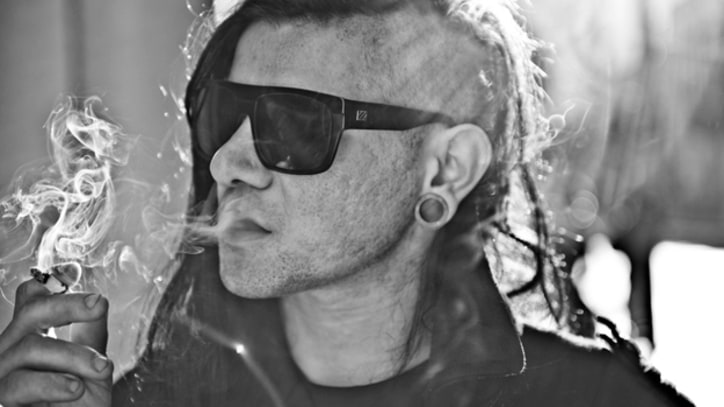 Skrillex: Eight Wild Nights and Busy Days With the Superstar