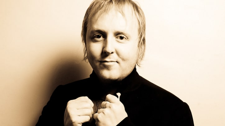 Song Exclusive: James McCartney's 'New York Times'