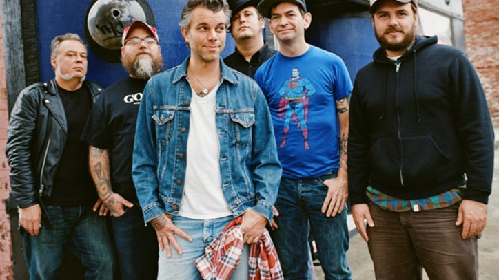 Exclusive Stream: Lucero Go Full-On Memphis Soul on 'Women & Work'