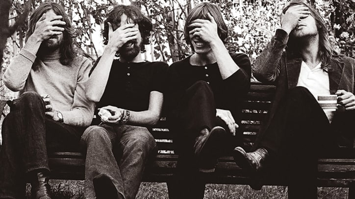 Exclusive Stream: Pink Floyd, 'Young Lust' ('The Wall' Work In Progress Pt. 1)