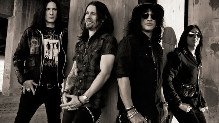 Slash Talks 'You're A Lie,' Reveals Tracklist for New Album