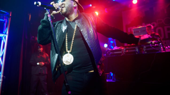 Young Jeezy Motivates in New York
