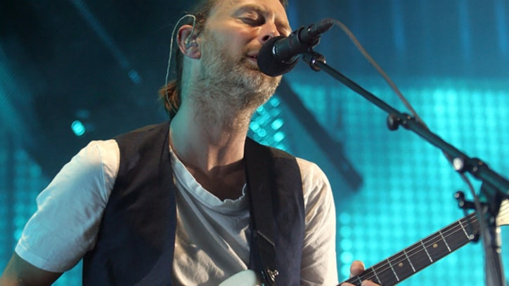 Tour Alert: Radiohead Adds Northeast Arena Gigs