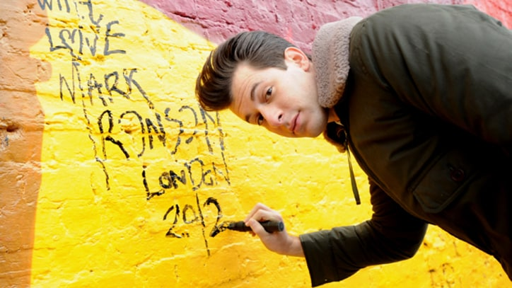 Mark Ronson Discusses Recording New Song With Katy B for Global Olympic Ad Campaign