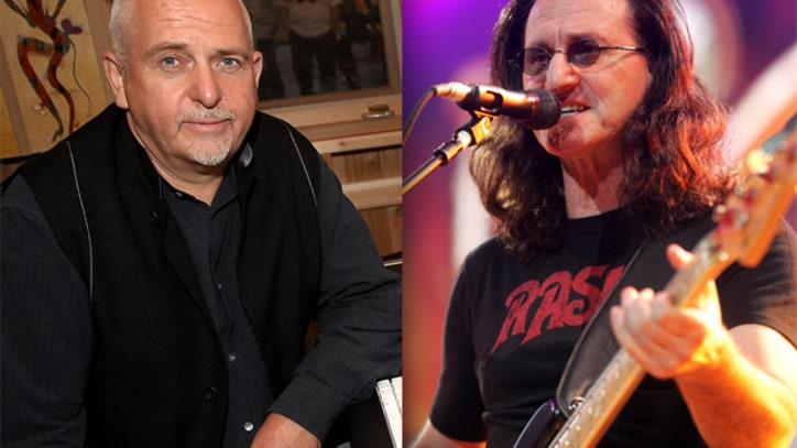 Can Rush, Peter Gabriel Legally Order Limbaugh to Cease Using Their Songs?
