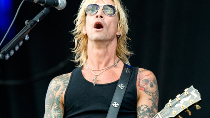 Guns N' Roses Duff McKagan on Hall of Fame: 'With Bells On'