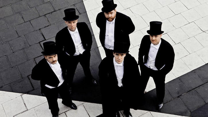 Exclusive Stream: The Hives Return With 'Go Right Ahead'