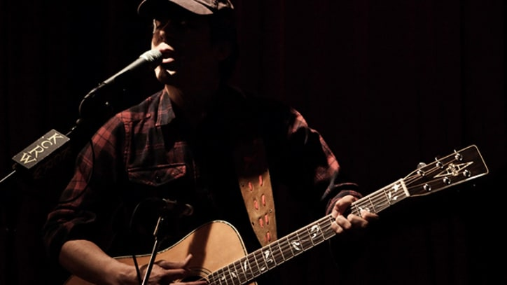 M. Ward Brings Songs from 'A Wasteland Companion' to KCRW