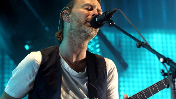 Radiohead Show Picketed by Westboro Baptist Church