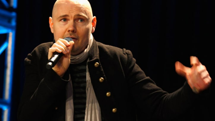 Billy Corgan Rants About 'Posers' at SXSW