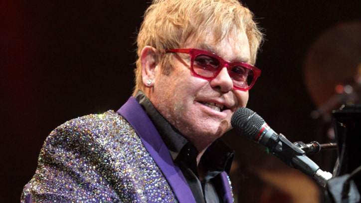 Elton John Cuts Raw LP With T Bone Burnett