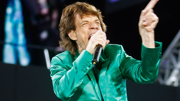 Stones' 50th Anniversary Tour Pushed Back to 2013