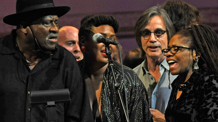 All-Star Roster Honors the Rolling Stones at Carnegie Hall Charity Show