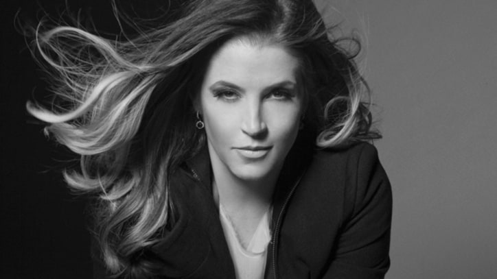 Exclusive: Lisa Marie Presley Returns to Her Roots for New Album