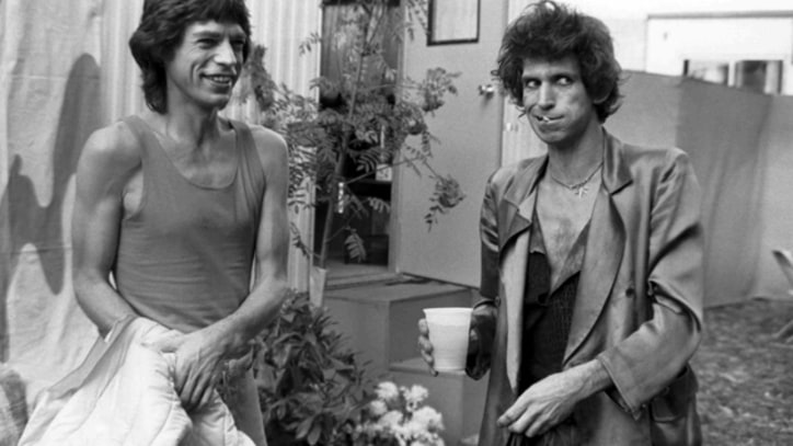 Rolling Stones Announce Career-Spanning Documentary