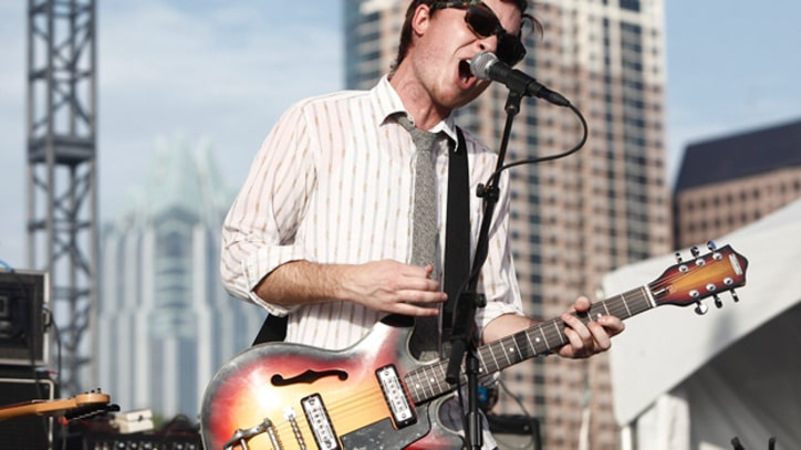 Little Hurricane Bring the Heat to SXSW