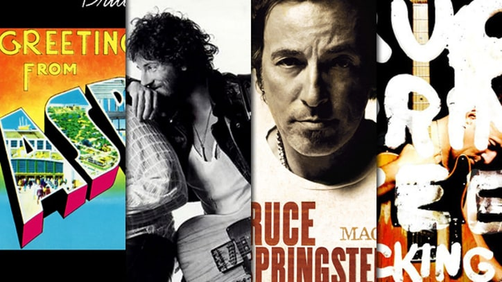 Weekend Rock Question: What Is the Best Bruce Springsteen Album?
