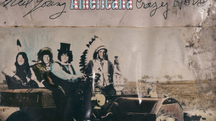 Neil Young And Crazy Horse to Release New Album 'Americana' on June 5th
