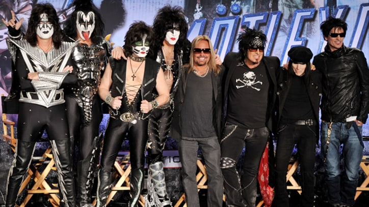 KISS and Motley Crue Announce 'The Tour'