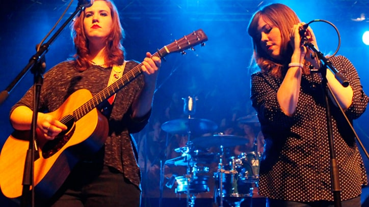 The Secret Sisters Break Out on 'Hunger Games' Soundtrack