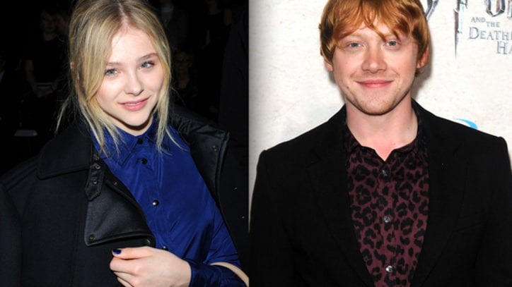 Rupert Grint and Chloe Grace Moretz Sign On for Dennis Wilson Biopic