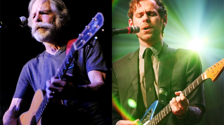Bob Weir, the National Team Up for Politically-Minded Webcast