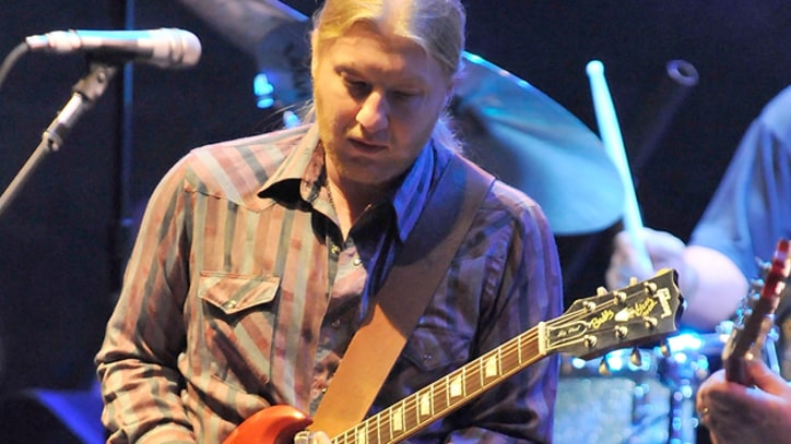 Derek Trucks Talks About New Live Album, the Allman Brothers