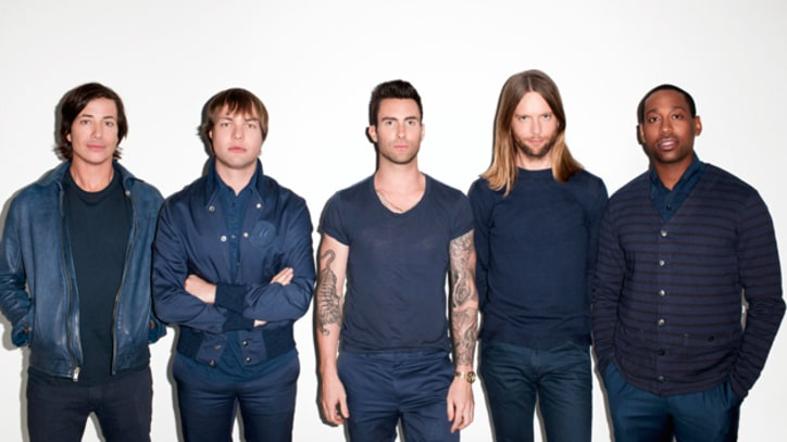 Exclusive: Maroon 5 to Release 'Overexposed' Album in June