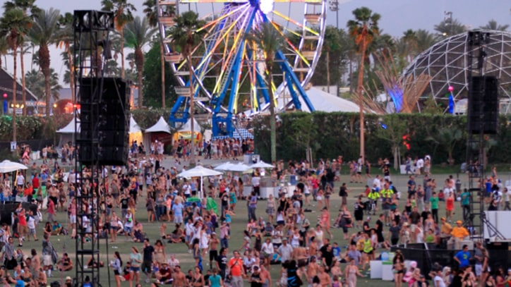 Concert Promoter Purchases Coachella Grounds