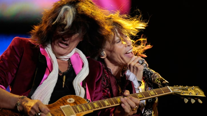 Aerosmith Announce 'Global Warming' Tour Dates