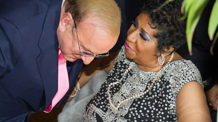 Aretha Franklin to Reunite with Clive Davis for Next Album