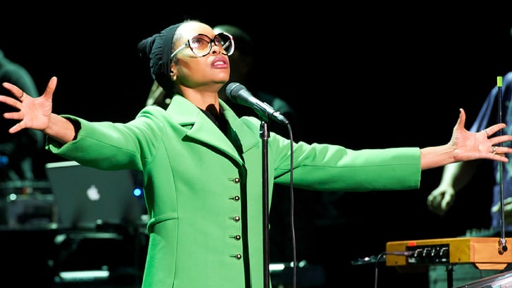 Erykah Badu Talks Flaming Lips Record Store Day Collaboration