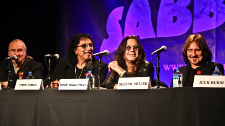 Black Sabbath's Tony Iommi: 'I've Had the Last Dose of Chemotherapy'