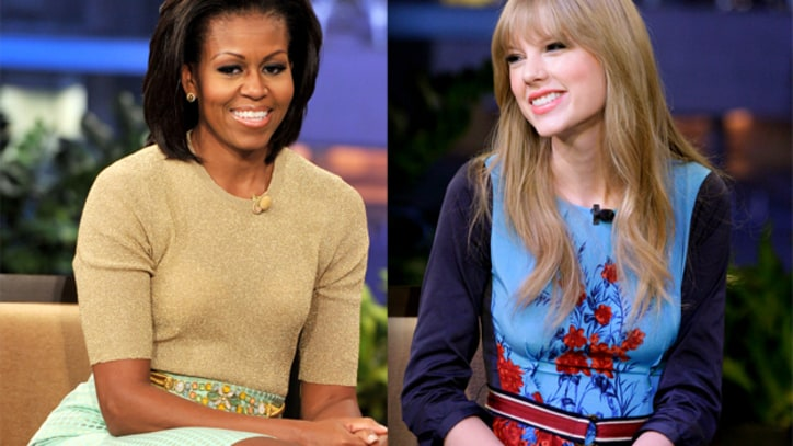 Michelle Obama to Present Kids' Choice Award to Taylor Swift