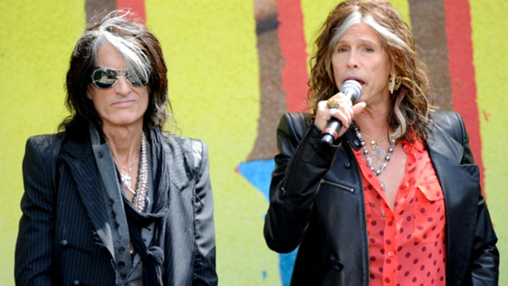 New Aerosmith Album Due in Three Months, Band Confirms
