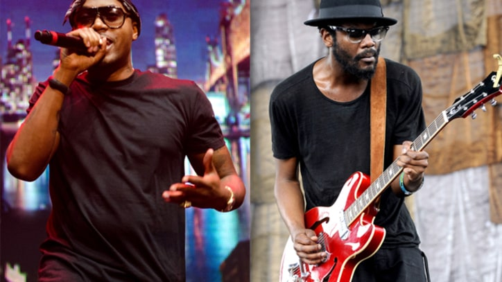 Nas, Gary Clark Jr. to Collaborate on NFL Draft Music