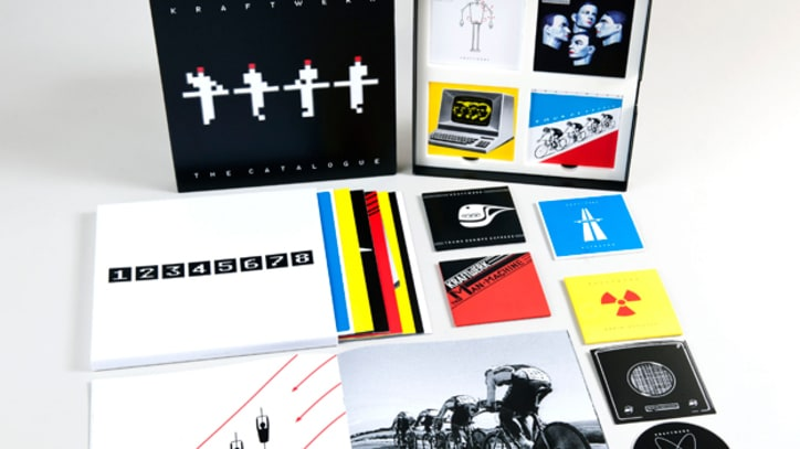 Kraftwerk Release Limited-Edition Box Set at MoMA
