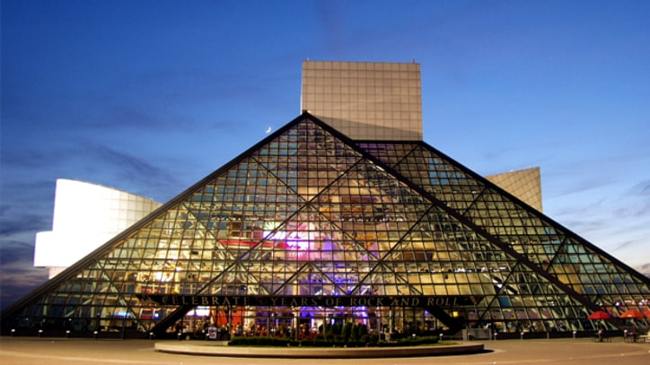 Cleveland Revs Up for Rock and Roll Hall of Fame Induction Festivities