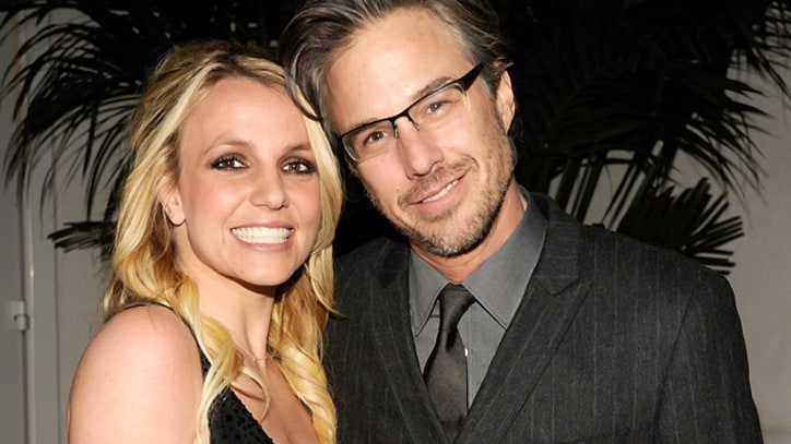 Britney Spears' Fiance Petitions to Become Her Co-Conservator