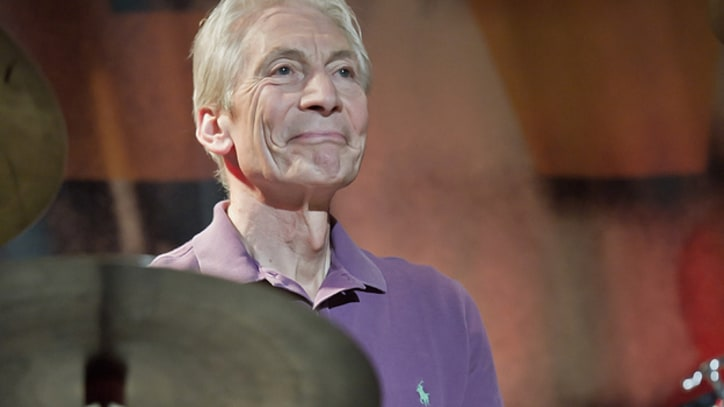 Charlie Watts Announces New York Jazz Club Residency