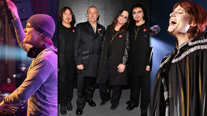 Lollapalooza 2012 Lineup: Black Sabbath, Chili Peppers, Jack White
