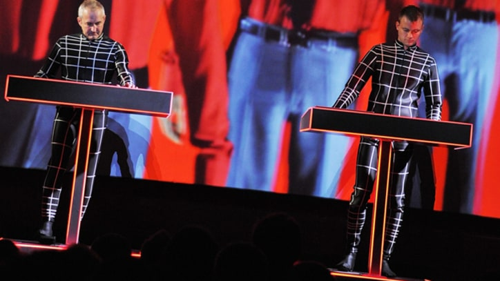 Kraftwerk Diary Day One: Electronic Pioneers Play 1974's 'Autobahn'
