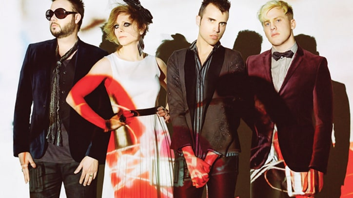Exclusive Stream: Neon Trees Draw on Eclectic Influences for 'Mad Love'