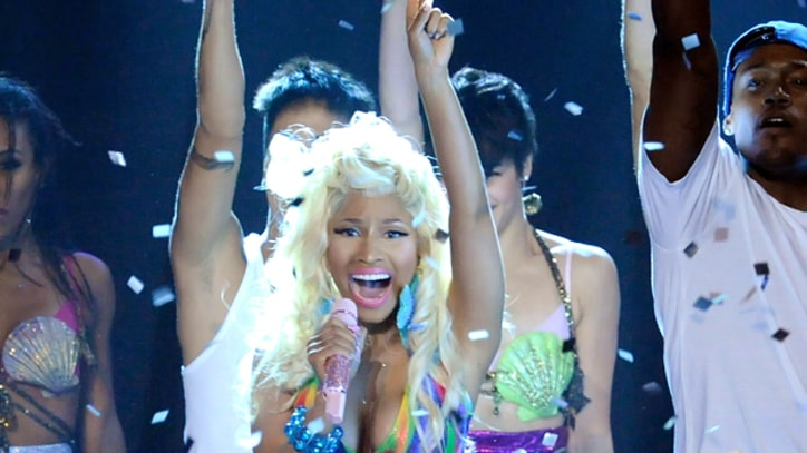 On the Charts: Nicki Minaj Reloads, Madonna Posts a Record-Low